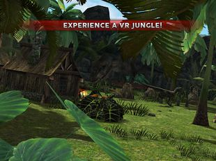 Download hack Jurassic VR for Android - MOD Money