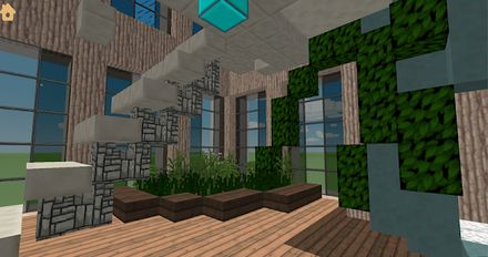 Download hacked Penthouse build ideas for Minecraft for Android - MOD Unlocked
