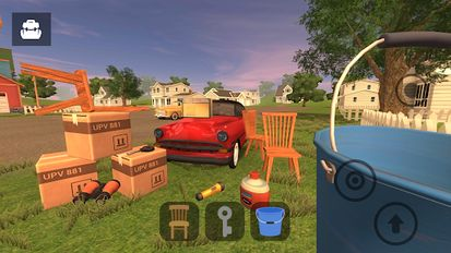 Download hack Angry Neighbor for Android - MOD Money