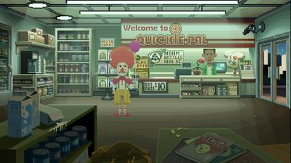 Download hacked Thimbleweed Park for Android - MOD Money