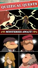 Download hack Layton's Mystery Journey for Android - MOD Unlimited money