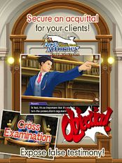 Download hacked Ace Attorney: Dual Destinies for Android - MOD Unlocked