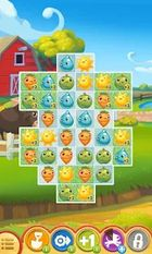 Download hacked Farm Heroes Saga for Android - MOD Money