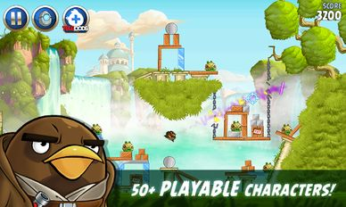 Download hack Angry Birds Star Wars II Free for Android - MOD Unlocked