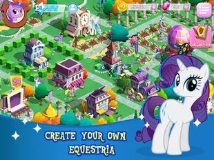 Download hacked MY LITTLE PONY: Magic Princess for Android - MOD Unlocked