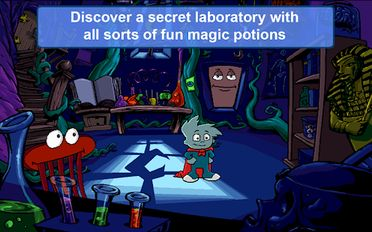 Download hacked Pajama Sam: No Need to Hide for Android - MOD Unlocked