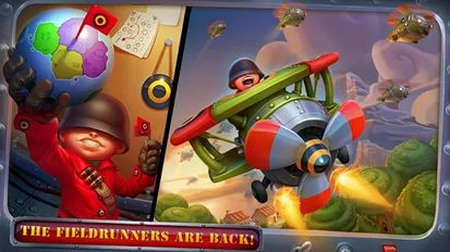 Download hack Fieldrunners 2 for Android - MOD Unlocked