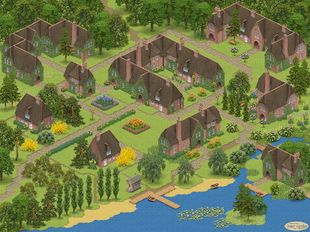 Download hack Inner Garden: Victorian Houses for Android - MOD Money