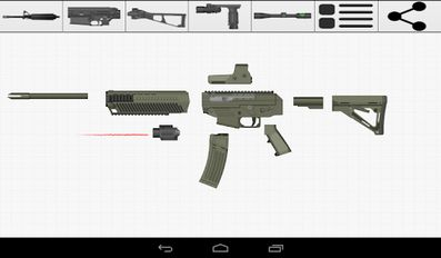 Download hacked Weapon Builder Pro for Android - MOD Unlimited money