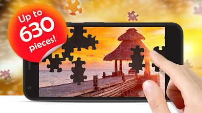 Download hacked Magic Jigsaw Puzzles for Android - MOD Money