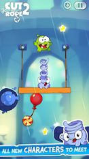 Download hack Cut the Rope 2 GOLD for Android - MOD Money