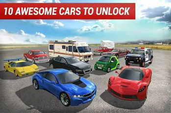 Download hacked Roundabout 2: A Real City Driving Parking Sim for Android - MOD Money