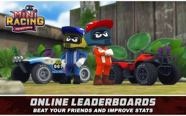 Download hacked Mini Racing Adventures for Android - MOD Unlocked