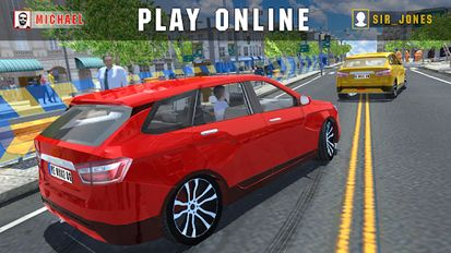 Download hacked Russian Cars: VestaSW for Android - MOD Money