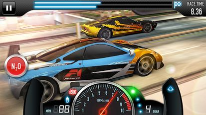 Download hack CSR Racing for Android - MOD Unlocked