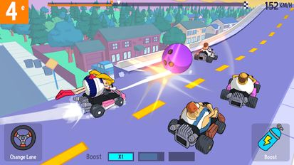Download hacked LoL Kart for Android - MOD Money