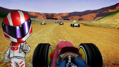 Download hacked Rush Kart Racing 3D for Android - MOD Money