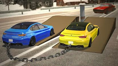 Download hack Chained Car Racing Games 3D for Android - MOD Money
