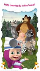 Download hacked Masha and the Bear: Free Animal Games for Kids for Android - MOD Unlocked