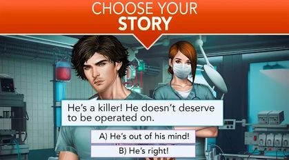 Download hacked Is it Love? Blue Swan Hospital for Android - MOD Unlocked