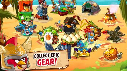 Download hack Angry Birds Epic RPG for Android - MOD Money