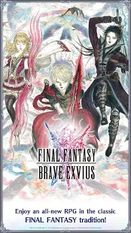Download hacked FINAL FANTASY BRAVE EXVIUS for Android - MOD Unlocked