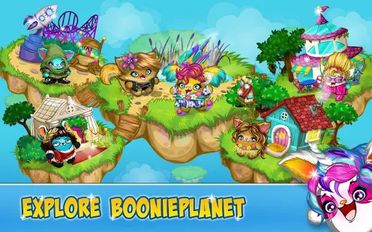Download hacked BooniePlanet for Android - MOD Money