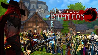Download hacked AdventureQuest 3D MMO RPG for Android - MOD Money