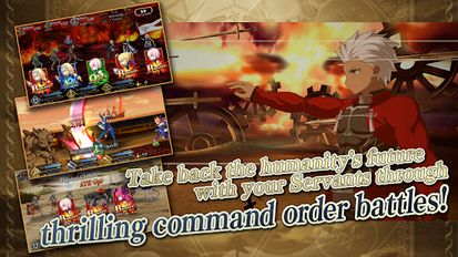 Download hacked Fate/Grand Order (English) for Android - MOD Unlocked