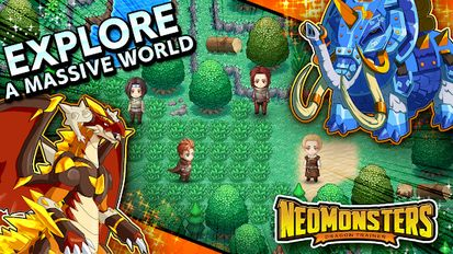 Download hacked Neo Monsters for Android - MOD Unlocked