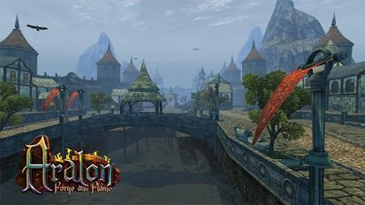 Download hack Aralon: Forge and Flame 3d RPG for Android - MOD Unlocked