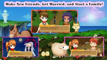 Download hack Harvest Moon: Light of Hope for Android - MOD Unlocked