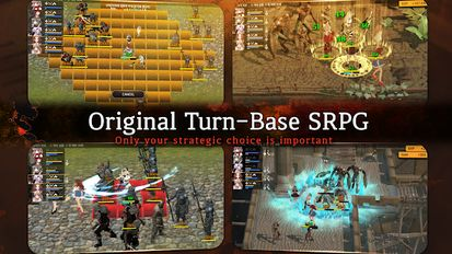 Download hacked ThirdMiracle : Turn-Base SRPG for Android - MOD Money