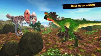Download hack Dinosaur Games Simulator 2019 for Android - MOD Unlocked