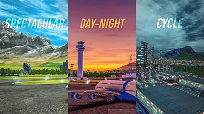 Download hack Flight Sim 2018 for Android - MOD Unlimited money