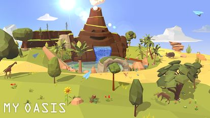 Download hacked My Oasis for Android - MOD Money