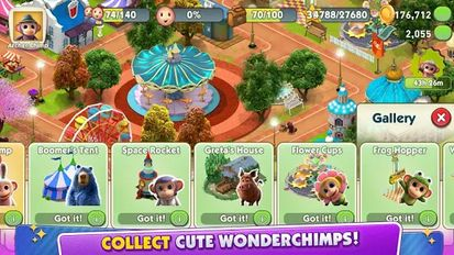 Download hacked Wonder Park Magic Rides for Android - MOD Unlocked