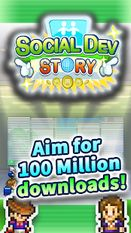 Download hacked Social Dev Story for Android - MOD Money