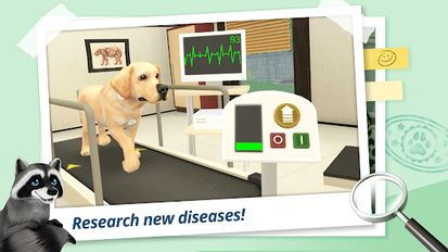 Download hacked Pet World – My Animal Hospital – Dream Jobs: Vet for Android - MOD Unlimited money