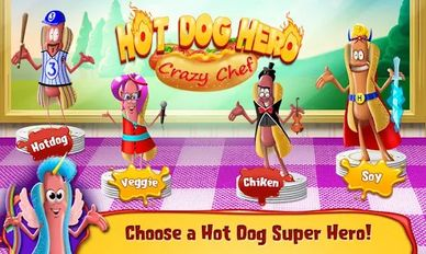 Download hacked Hot Dog Hero for Android - MOD Unlimited money
