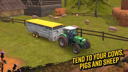 Download hacked Farming Simulator 18 for Android - MOD Unlocked