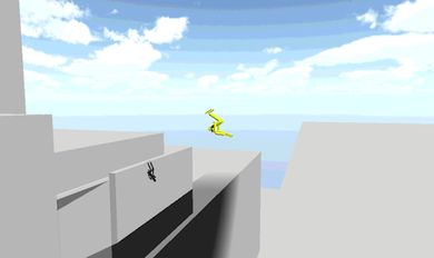 Download hacked le parcours (parkour) for Android - MOD Unlimited money