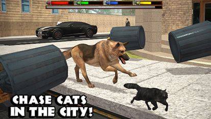 Download hack Ultimate Dog Simulator for Android - MOD Unlimited money