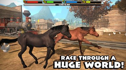 Download hack Ultimate Horse Simulator for Android - MOD Unlimited money