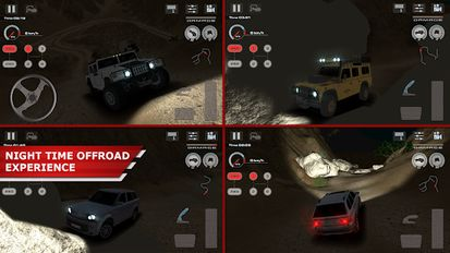 Download hack OffRoad Drive Desert for Android - MOD Money