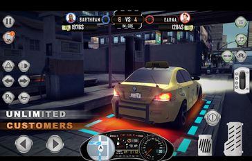 Download hack Amazing Taxi Simulator V2 2019 for Android - MOD Money