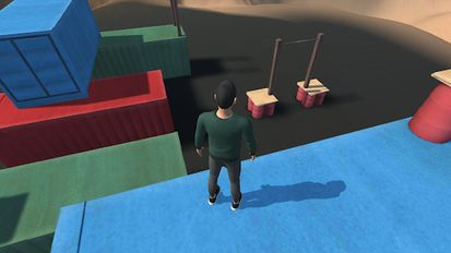 Download hacked Parkour Flight 2 for Android - MOD Unlimited money