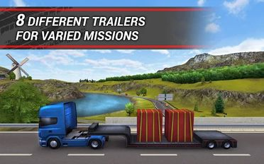 Download hack TruckSimulation 16 for Android - MOD Money