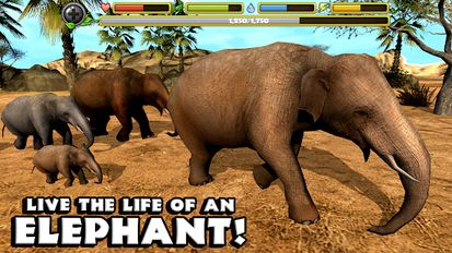 Download hack Elephant Simulator for Android - MOD Money