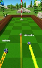 Download hacked Golf Battle for Android - MOD Money